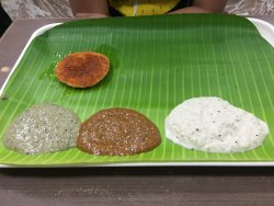 Love their Onion Oothapam