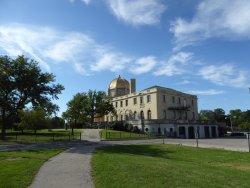 Garfield Park Fieldhouse
