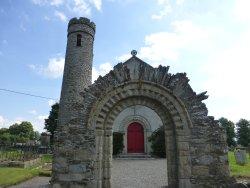 Castledermot Round Tower