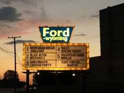 Ford Drive In