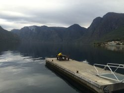 The perfect fjord view