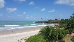 Areia Preta Beach