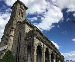 Nhà thờ Chánh tòa Kitô Vua (Nhà thờ Núi)