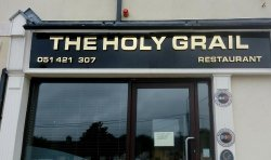 The Holy Grail Restaurant