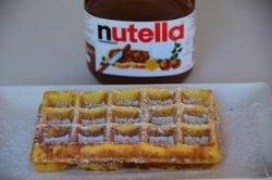 Origjinal belgium waffles recipe