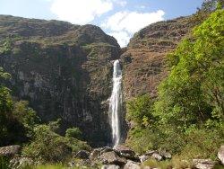 Casca D'Anta Waterfall
