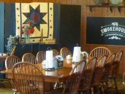 Blackwater Falls Lodge Dining Room