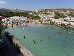 Spiaggia Porto Badisco