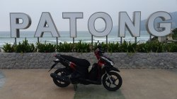 Phuket Motorbike Rental