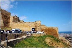 Architectural Complex Citadel Naryn-Kala