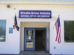 Wreaths Across America Museum