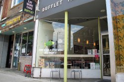 Dufflet Pastries Downtown