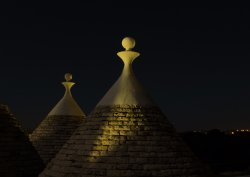 Night at Trulli Angela