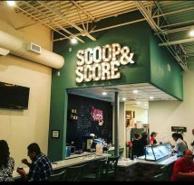 Scoop and Score Ice Cream and Coffee Parlor