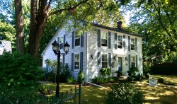 The Butler House Historic Bed and Breakfast