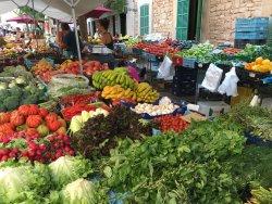 Santanyi Outdoor Market
