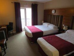 Wunderbares Hotel am herrlichen Killary Fjord