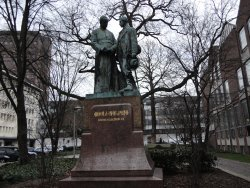 Adolf-Kolping-Denkmal