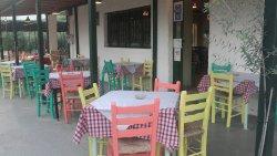Kafe Fagito stis Beatrikis