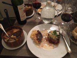 Jantar maravilhoso