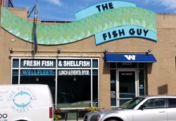 The Fishguy Market & Wellfleet