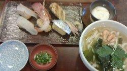 お寿司のセット