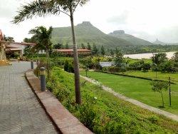 Resort premises