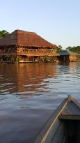 Kurupira Cabaña Flotante Amazonas