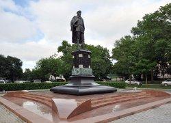 Monument to Yakov Diyachenko