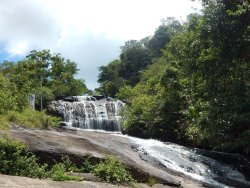 Cachoeira Barra Azul