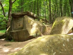 The Dolmens of Tuapse District