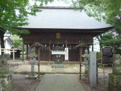Kumagawa Shrine