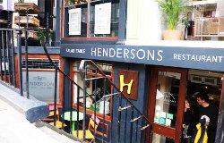 Hendersons Salad Table Restaurant