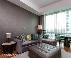 The Junior Suite at the Live Aqua Mexico City Hotel & Spa