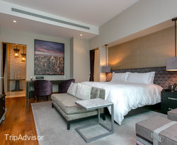 The Presidential Suite at the Live Aqua Mexico City Hotel & Spa