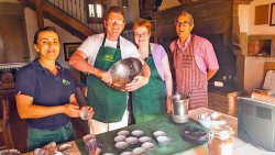 Good Ciao Cooking Classes at The Relais Parco Fiorito