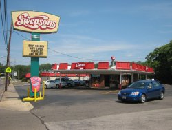 Swensons (North Akron) Drive-In Restaurants