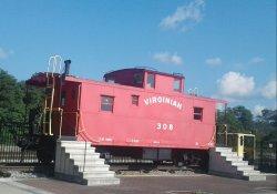 Princeton Railroad Museum