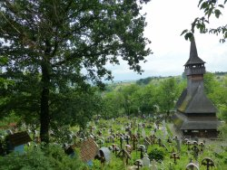 The Wooden Churches of Maramures