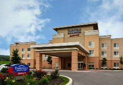 Fairfield Inn & Suites Huntingdon Route 22/Raystown Lake