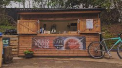 The Cafe at Drover Cycles