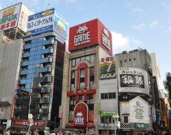 Taito Station, Shinjuku East Entrance