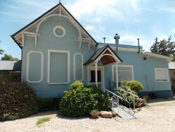 El Molino de la Casa Azul