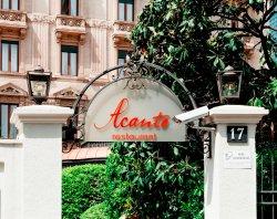 Acanto Restaurant