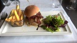 Le Burger du Zèbre
