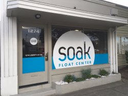 Soak Float Center