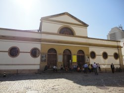Casa Franca-Brasil - Sala Henriette Morineau Theater
