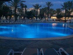 Pretty hotel