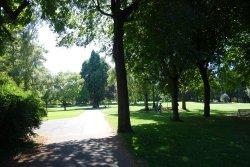 Jardin des Alees