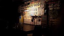 Backyard Comedy Club